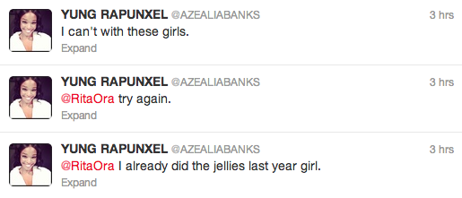 Azealia-Banks-to-Rita-Ora